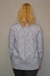 Бл-002. Блузка из Тонкого Джинса