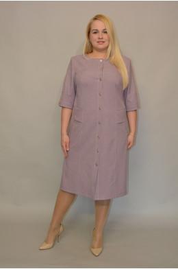 1006. Платье из Льна