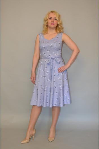 1014. Платье из Хлопка