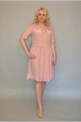 1023. Платье из летнего Джинса