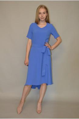 1032. Платье цвет Небесный