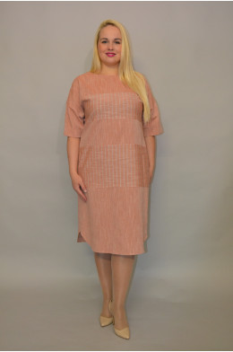 1033. Платье из Льна