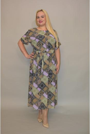 1035. Платье из Шифона