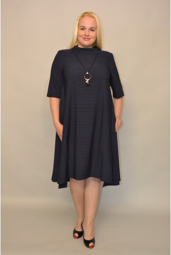 1047. Платье из Крепа