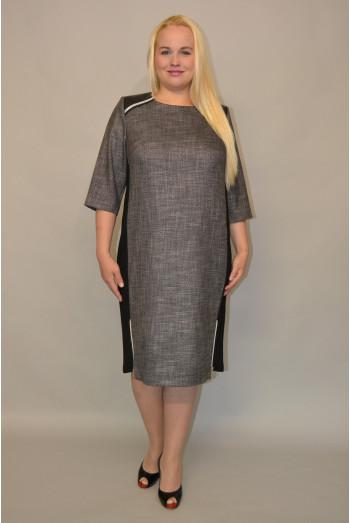 1054. Платье Комбинированное