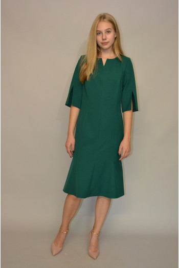 1065. Платье из Крепа