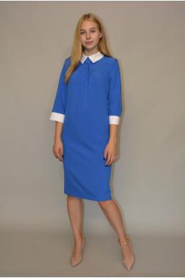1066. Платье из ткани Зара