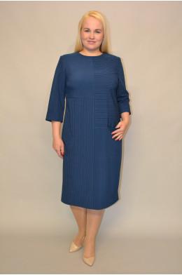 1069. Платье из костюмной ткани