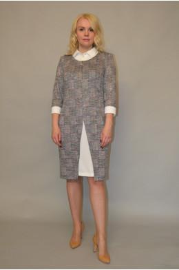 1074. Платье из Трикотажа