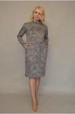 1077. Платье из Трикотажа