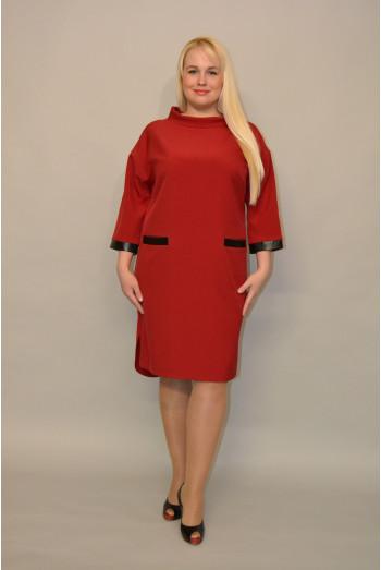 1083 Платье из Костюмной ткани
