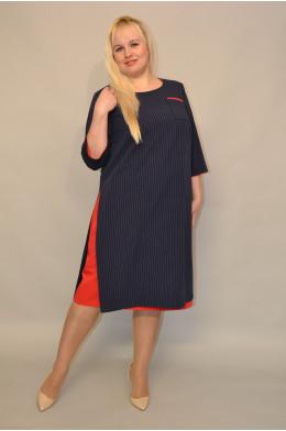 1102.  Платье из Крепа