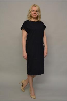 1092. Платье из Трикотажного полотна