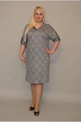 1099. Платье из Трикотажного полотна