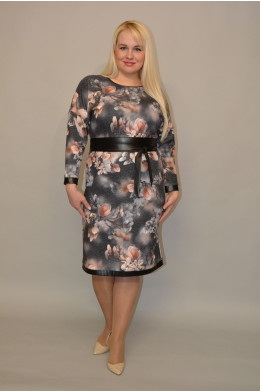 1101. Платье из Ангоры