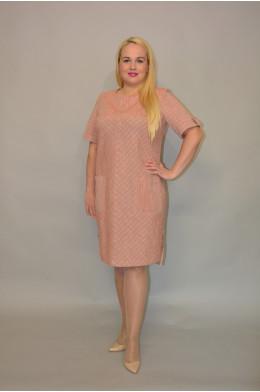 763. Платье из Льна