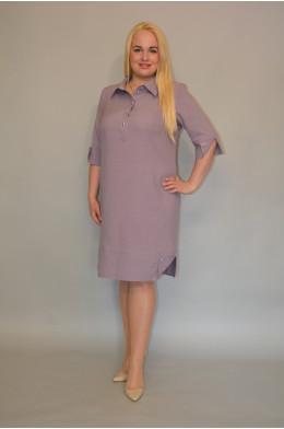 805/1. Костюмное платье