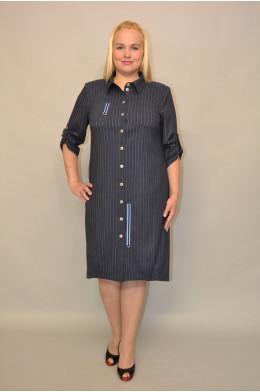 894/1. Платье из Костюмной ткани