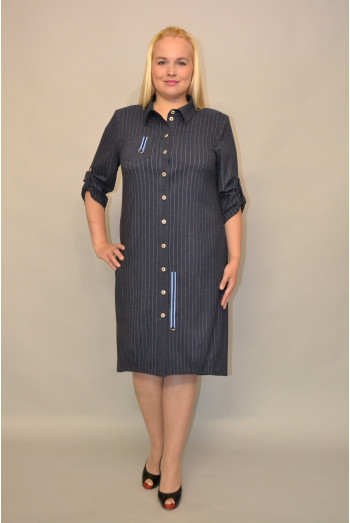 894/2. Платье из Костюмной ткани