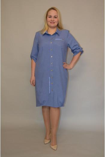 894. Платье Лен