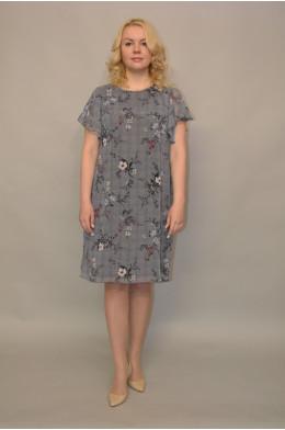 933. Платье из Шифона