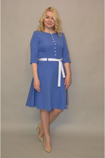 1111. Платье из Крепа