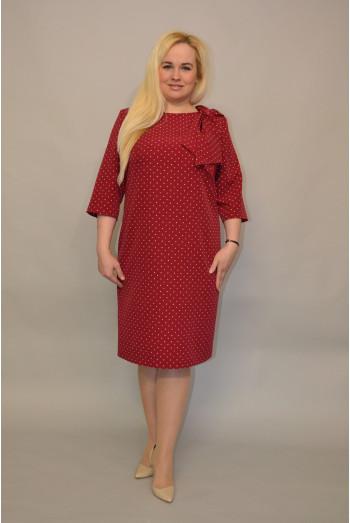 1114. Платье из Крепа
