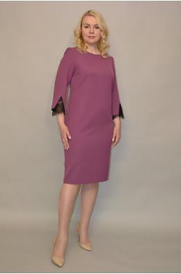 1115. Платье из Крепа