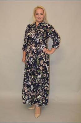 1120. Платье Штапеля