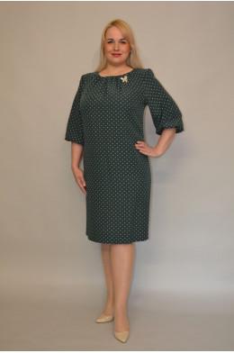 1123. Платье из Крепа