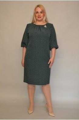1124. Платье из Крепа