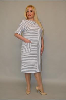 1126. Платье из Льна