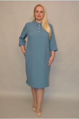 1128. Платье из Льна