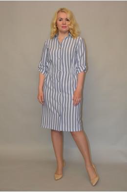 1137. Платье из Льна