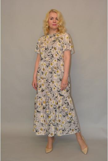 1143. Платье из Штапеля