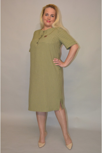 1150. Платье из Льна