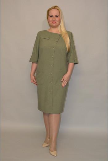 1139. Платье из Льна