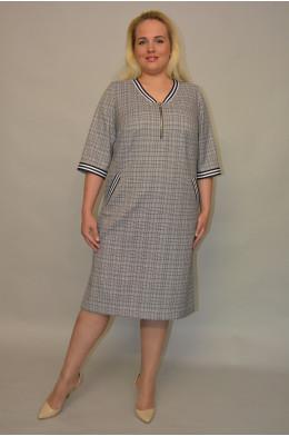 1149. Платье из костюмной ткани