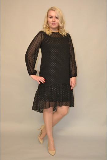 1155/1. Платье из Шифона
