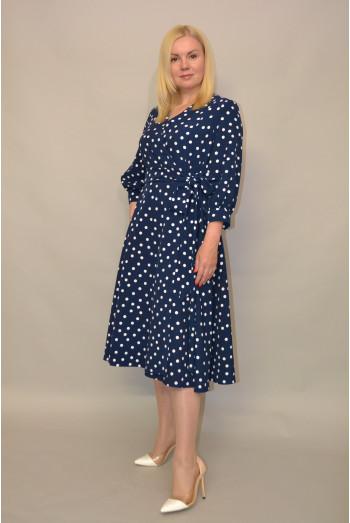 1160. Платье из Крепа