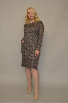 1173. Платье из Милано