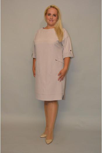 870/1. Платье из Льна