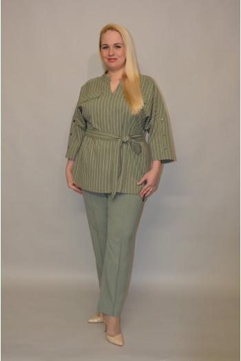 094. Блуза из Льна