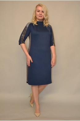 969. Платье из Костюмной ткани
