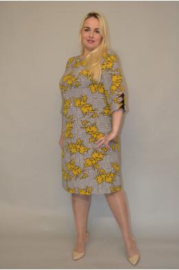 998. Платье из Крепа