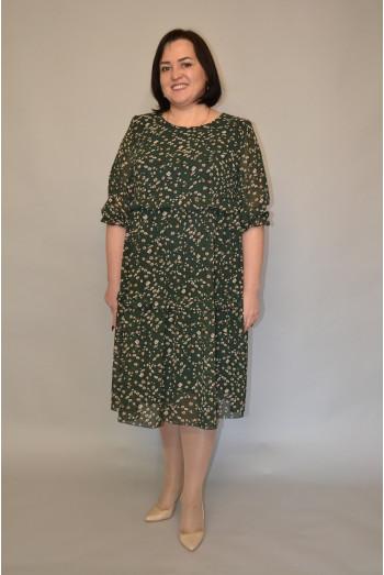1132. Платье из Шифона