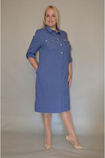1133. Платье из Льна