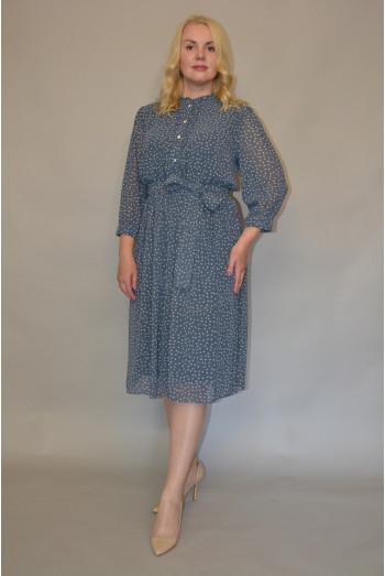 1136. Платье из Шифона