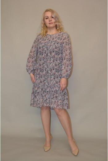 1155. Платье из Шифона