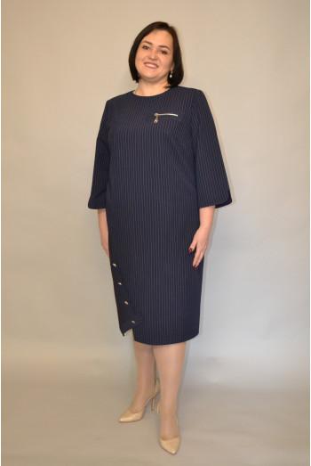 1185. Платье из Крепа